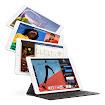 Máy tính bảng iPad 10.2 inch Wifi 32GB MYLA2ZA/A Bạc (2020)