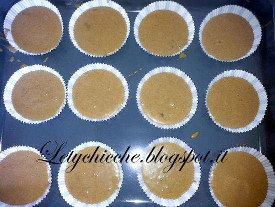 Tortine al cioccolato - Letychicche
