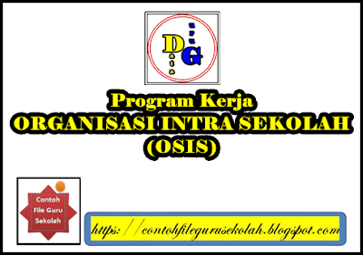 Program Kerja OSIS Jenjang SMP, SMA/ SMK