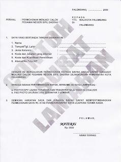 Contoh Surat Lamaran Kerja Bahasa Inggris Liputan Informasi
