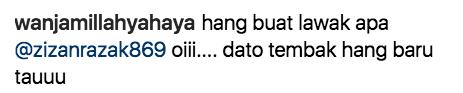 Dato' Aliff Syukri Kongsi Foto Bag Idaman, Komen Zizan Buat Peminat Gelak Guling-Guling
