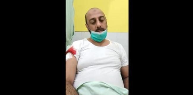 Syekh Ali Jaber: Tusukan Cukup Dalam Sampai Pisau Patah, Saya Sendiri Yang Lepaskan