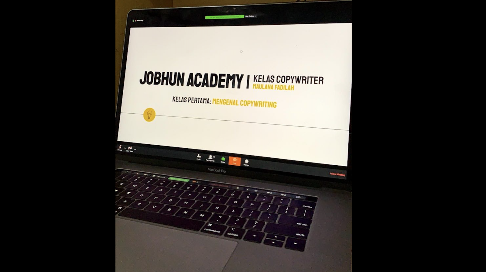 jobhun academy online learning copywriting