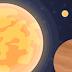 Para Astronom Temukan Planet dengan Tiga Matahari