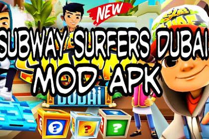 Subway Surfers Dubai V1.104.0 MOD APK Unlimited Coin And Key
