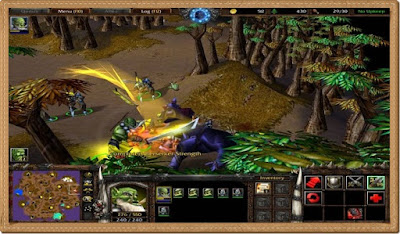 Warcraft 3 The Frozen Throne PC Games Gameplay