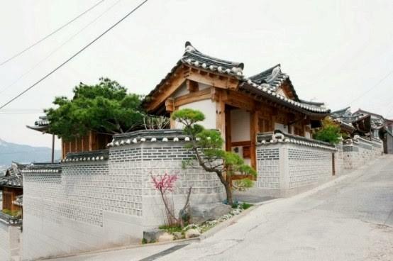 model rumah korea 5
