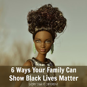 6 Ways Your Family Can Show Black Lives Matter