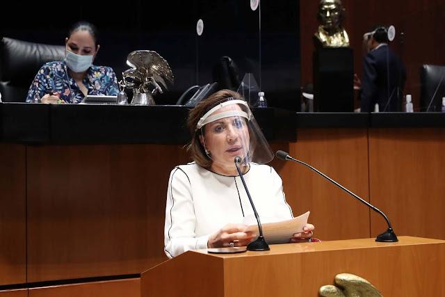 senadora María Guadalupe Murguía Gutiérrez