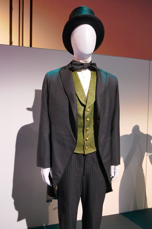 James Franco Oz Great and Powerful film costume