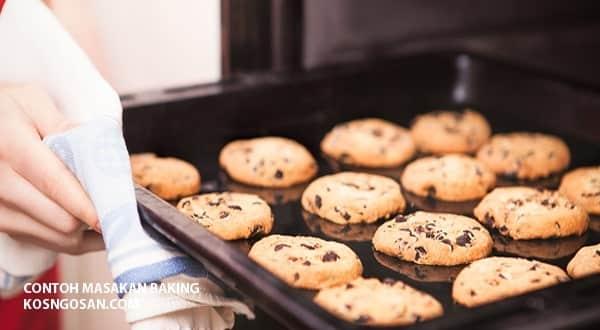 contoh masakan baking