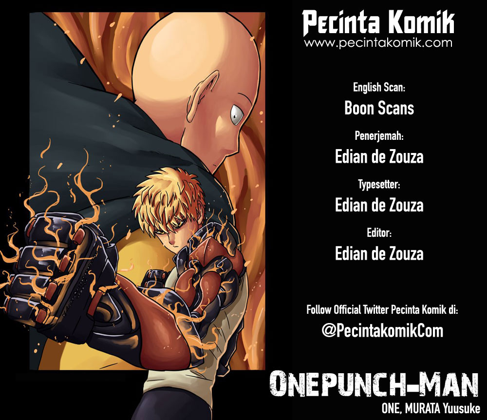 One Punch Man Chapter 50 Extra Part 2