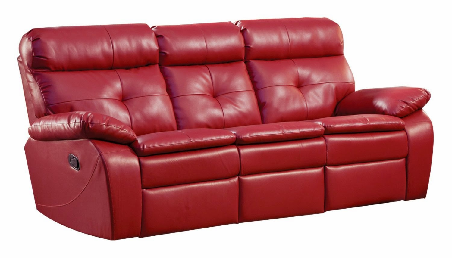 red microfiber reclining sofa table with wine rack top seller and recliner loveseat