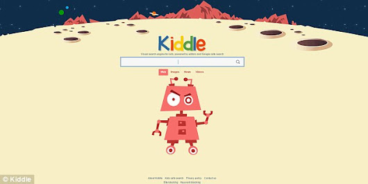 Kiddle = Kids + Google