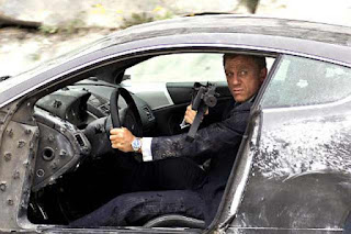 James Bond and cars coloring pages coloring.filminspector.com