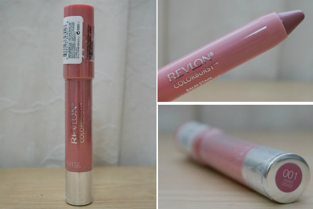 Revlon ColorBurst Balm Stain in Honey Review