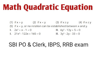 Quantitative-quadratic-equation