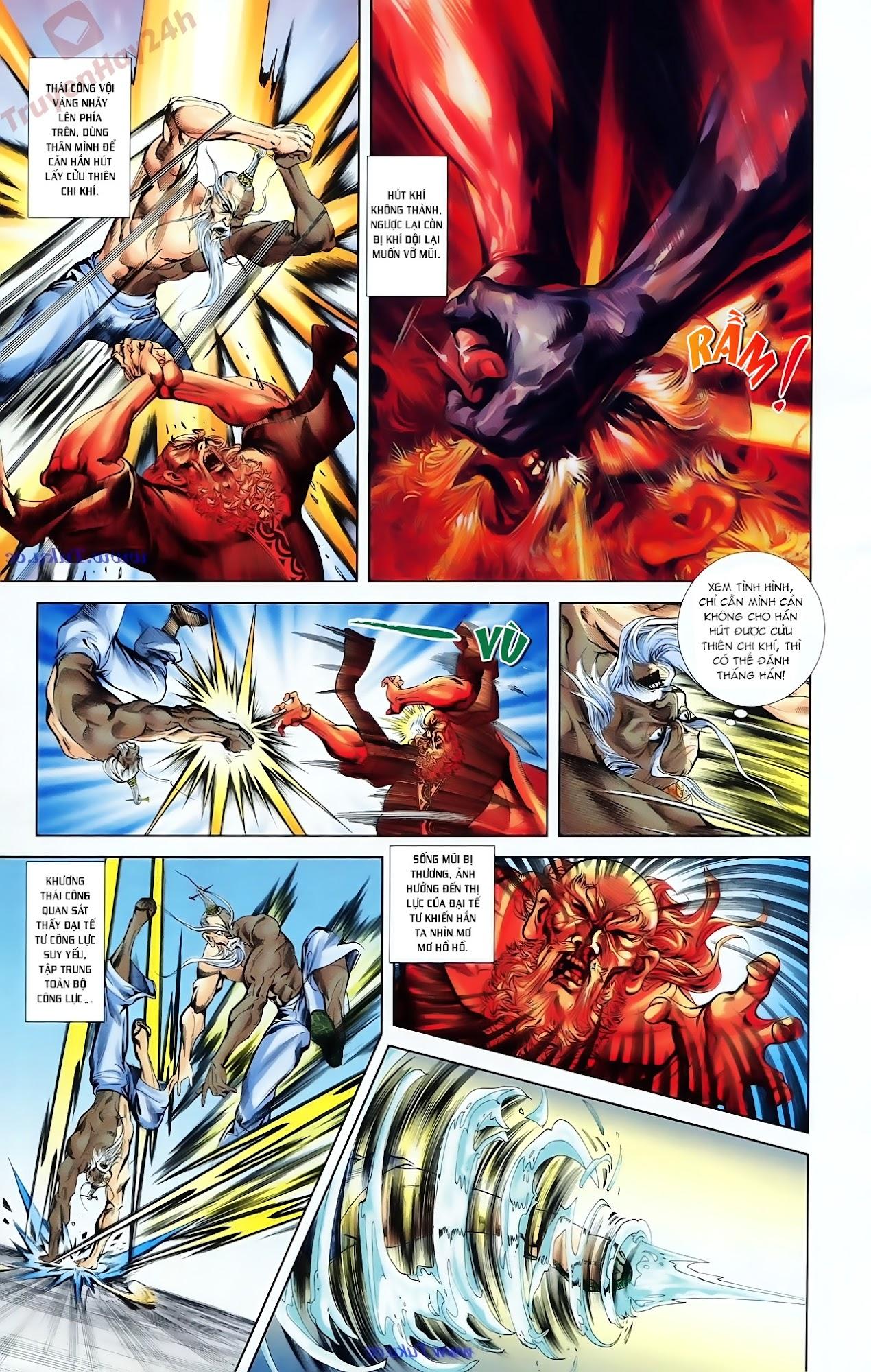 Cơ Phát Khai Chu Bản chapter 83 trang 13