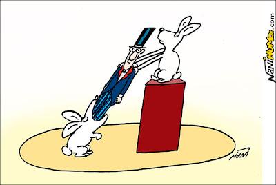 Resultado de imagem para Cartolas e coelhos no congresso  charge