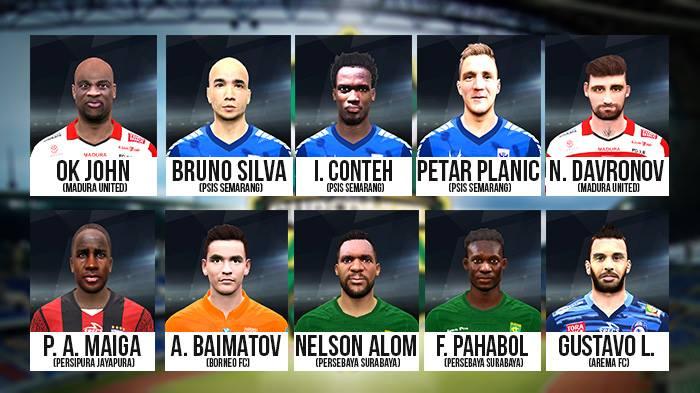 PES 2017 BKLSS Liga 1 Facepack v.XX