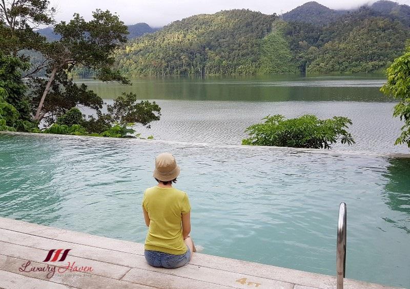 belum rainforest resort infinity pool instagram spots