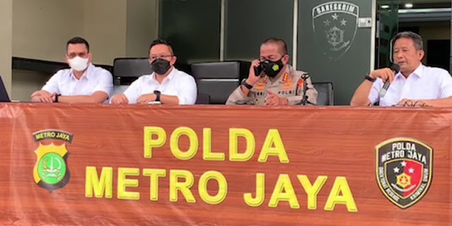 Polisi Kembali Umumkan Tiga Tersangka Kebakaran Lapas Tangerang, Salah Satunya Napi