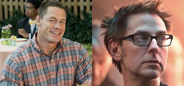 James Gunn diz que mais personagens aparecerão na série do 'Pacificador' de John Cena