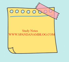 Spandanam Class 9 Adisthana Padavali Notes PDF Download