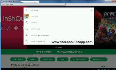 Download Ludo King App on windows