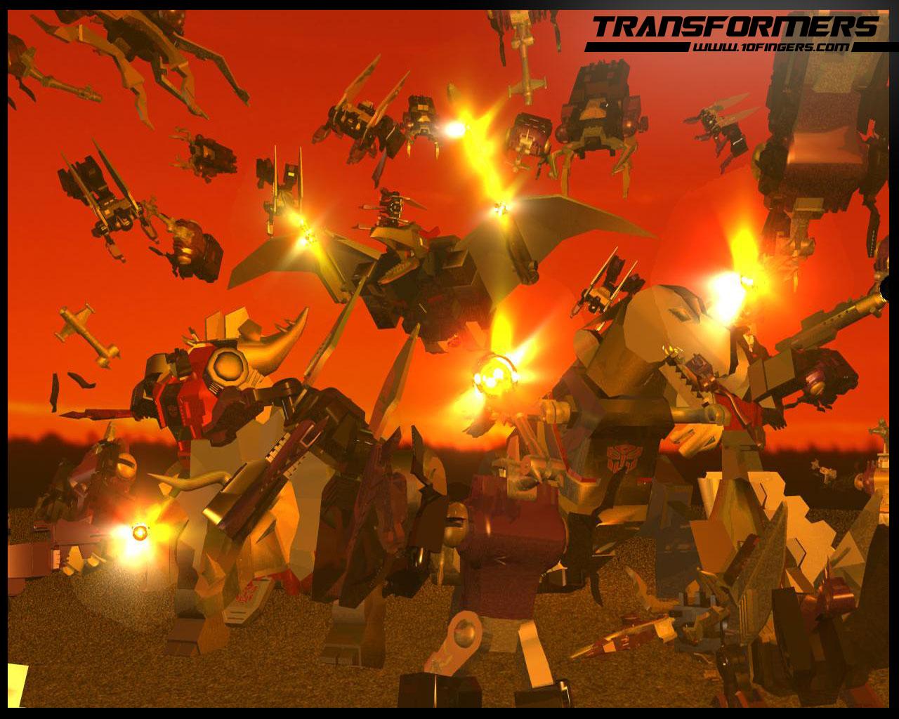 Dinobots G1 3D
