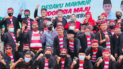 Menteri Desa Dr HA Halim Iskandar: Pamekasan Semakin Beranjak Naik