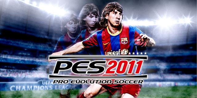 تحميل لعبة PES Pro Evolution Soccer 2011
