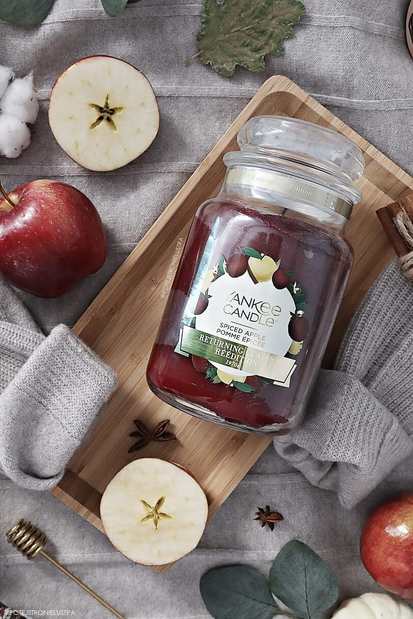 yankee candle spiced apple 2019 50th anniversary collection