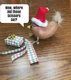 chicky sweet potato
