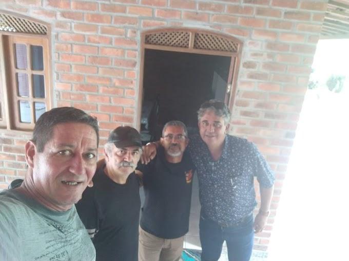 Empresário Fernando Costa junto com a Nova Oposição de Saloá