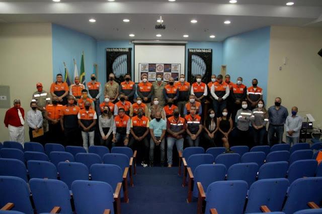SJB participa de encontro sobre redução de riscos