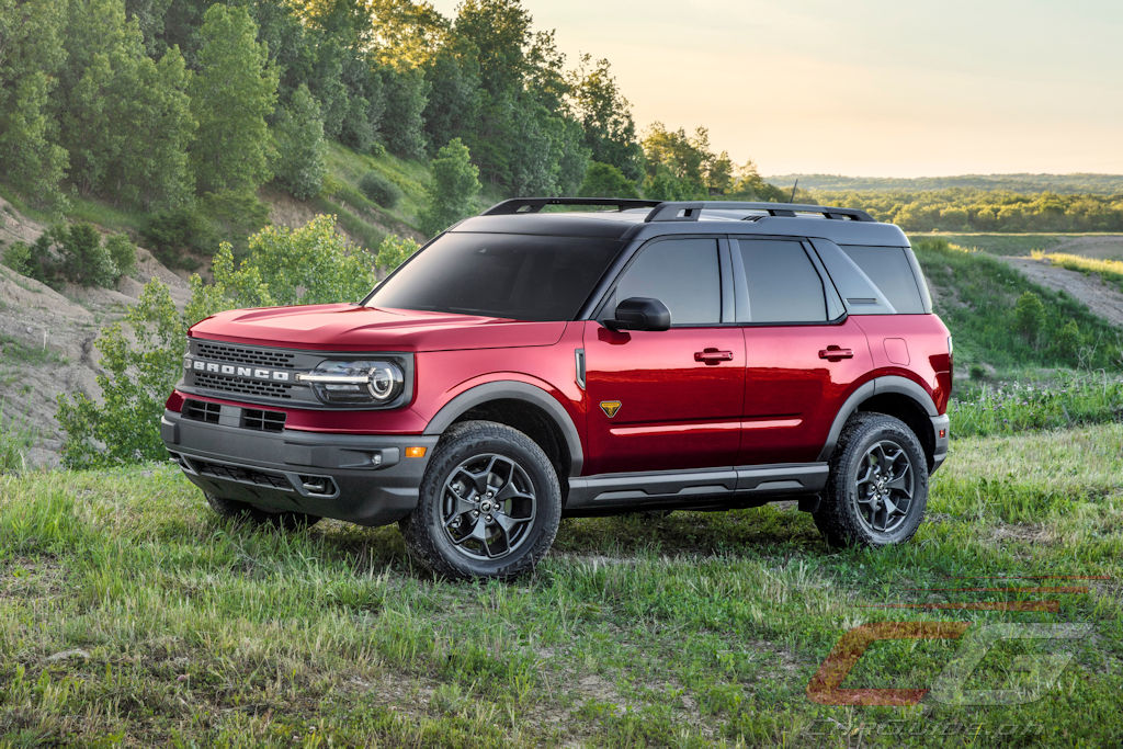 The 2021 Ford Bronco Sport is Ready to Take the Subaru XV ...