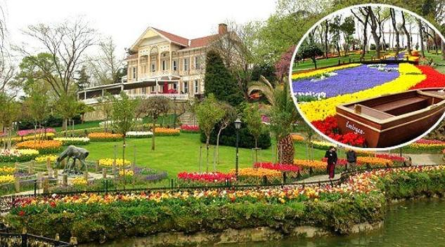 istanbul avrupa yakası tarihi ve doğal gezi yerleri emirgan korusu