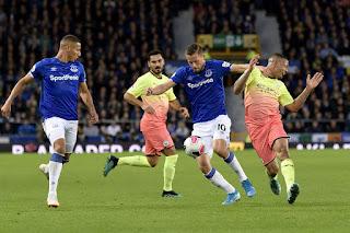 Everton vs Manchester City Dream 11 Prediction