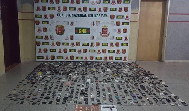 Detenidos los Teletubies en Mararita con varios teléfonos robados