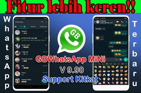 GBwhatsapp Mini apk,whatsapp mod,GBwhatsApp Mini v9.90,whatsapp mod apk,GBwhatsapp Mini versi terbaru,whatsapp mod 2020,whatsapp mod versi baru,whatsapp,official