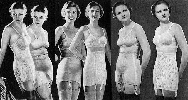 Before Spanx These Ads From Vintage Magazines Show The