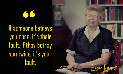 Eleanor Roosevelt quotes and sayings