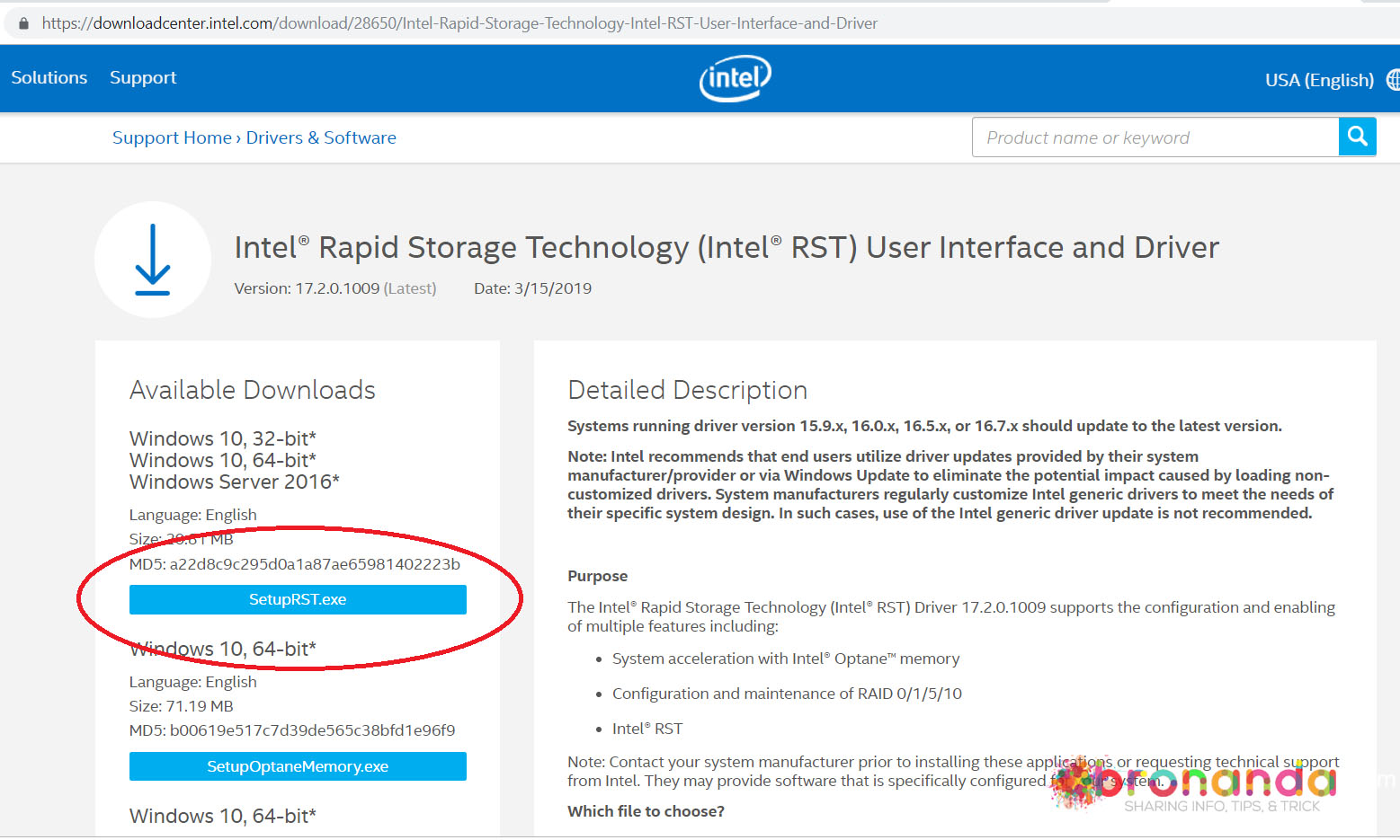 SOLVED] How to Fix Intel Optane Memory Cannot be Detected
