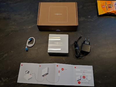 Lieferumfang Viessmann Gridbox (ohne E-Meter)