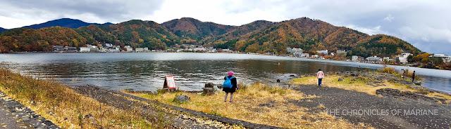 kawaguchiko japan
