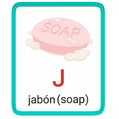 j- alphabet in spanish