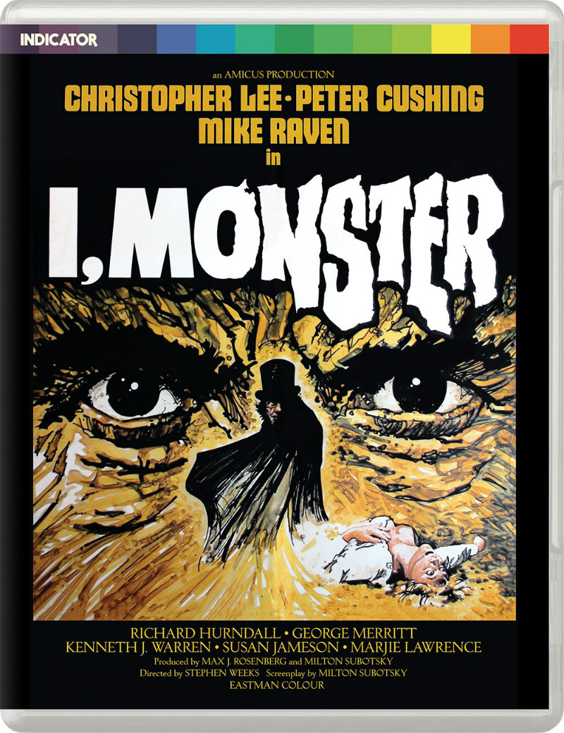 i monster bluray