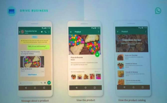 Smartphones, nuevos, marcas