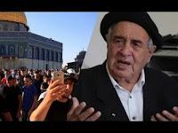 """Tokoh Kristen Sambut Gembira Kemenangan Al-Aqsa: """"Israel Tak Punya Hak Sebutir Debu pun di Palestina"""""""